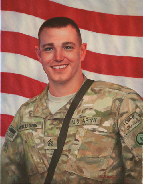 Fallen Hero SSGT Jesse Williams, United States Army