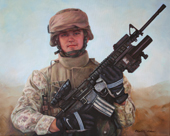 Fallen Hero Jon E. Bowman, United States Marines