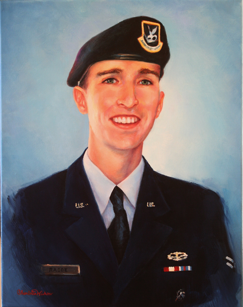 Fallen Hero A1C Noah A. Radde, United States Air Force